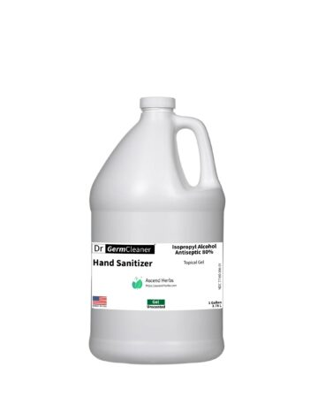 DrGermCleaner Gallon Gel Unscented