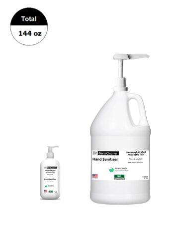 DrGermCleaner-OneGallonPump-One16Oz-Bundle