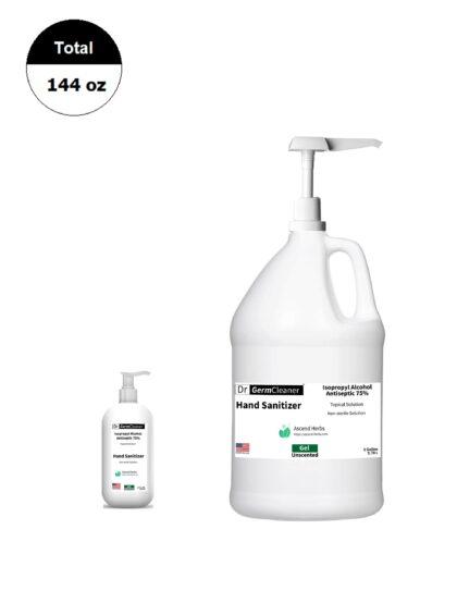 DrGermCleaner-OneGallonPump-One16Oz-Bundle