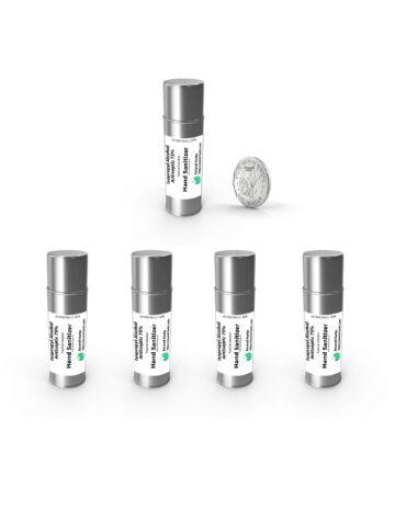Pocket-sized DrGermCleaner Hand Sanitizer