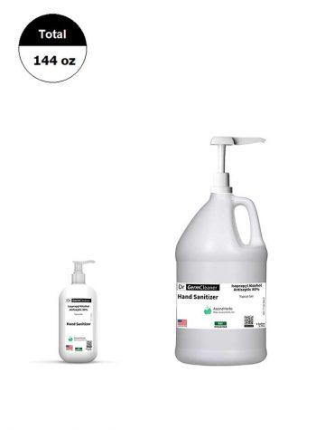 DrGermCleaner Gallon 1Gallon v2 1x16oz 80
